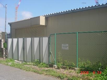 JFEトリクロロエチレン浄化施設